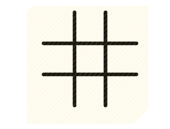 Print on Demand: Tic Tac Toe Sudoku Board Game Design Graphic Crafts By SVGPlaceDesign