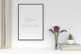 Mockup Frame, Poster Mockup, Photo Frame Graphic Product Mockups By Avadesing