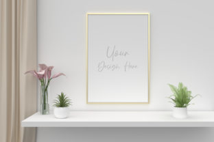 Mockup, Photo, Photography, Frame Graphic Product Mockups By Avadesing
