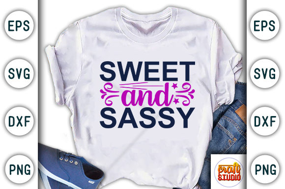 Print on Demand: Sweet and Sassy Graphic Crafts By CraftStudio