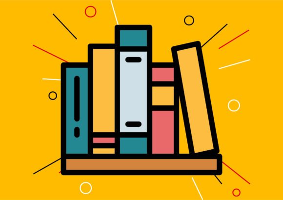 Books Graphic Illustrations By Cintakucluk123