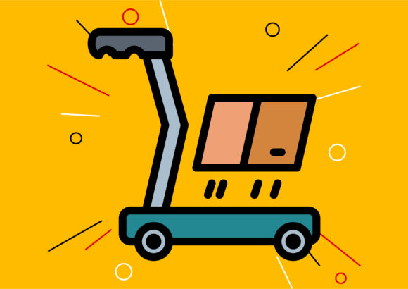 Trolley Graphic