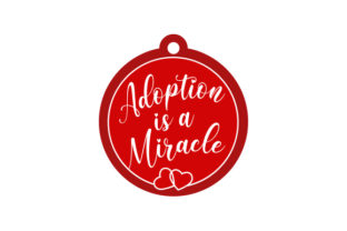 Adoption Ornament Adoption Craft Cut File By Creative Fabrica Crafts