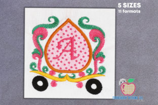 Decorative Floral Marriage Baggi Wedding Designs Embroidery Design By embroiderydesigns101