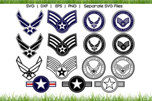 Air Force  Graphic Crafts By VectorSVGFormet