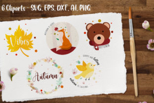 Autumn Feeling Graphic Crafts By Firefly Designs 2