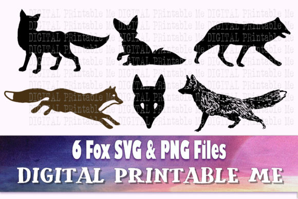 Fox Silhouette Svg Bundle Png Clip Art Graphic By Digitalprintableme Creative Fabrica Find & download free graphic resources for fox silhouettes. fox silhouette svg bundle png clip art