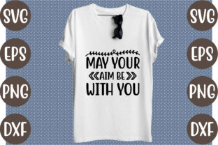 May Your Aim Be with You Graphic Print Templates By creative store.net