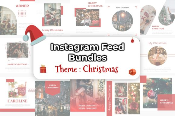 Instagram Feed Bundle  von listulabs