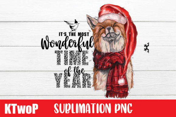 Print on Demand: It's the Most Wonderful Time of the Year Graphic Illustrations By KtwoP