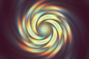 Print on Demand: Spiral Galaxy Graphic Backgrounds By CahKlirong Designs