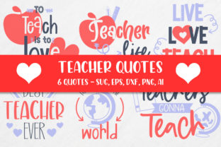 Teacher Quotes Graphic Crafts By Firefly Designs