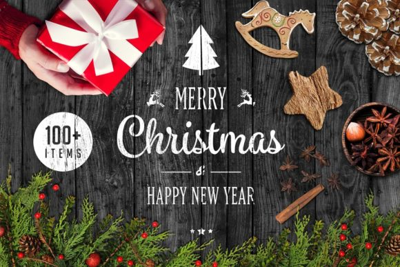 Christmas Scene Creator #4 Graphic Scene Generators By Relineo