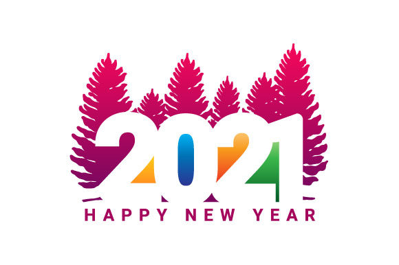 Happy New Year 2021 Vector Graphic Illustrations By hartgraphic