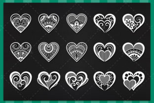 15 Variant Love SVG File Graphic Crafts By AllmoStudio