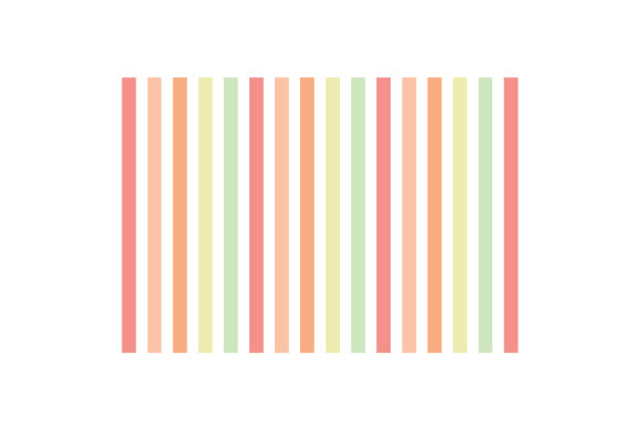 Pastel Striped Paper Designs & Drawings Craft Cut File By Creative Fabrica Crafts