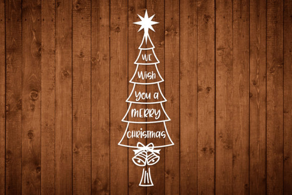 Merry Christmas 5, Svg, Png, Dxf, Eps. Graphic Crafts By LightBoxGoodMan