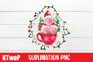 Print on Demand: Merry and Bright,Merry Christmas Clipart Graphic Illustrations By KtwoP