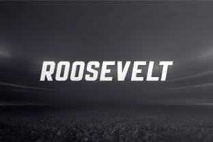 Print on Demand: Roosevelt Display Font By shininglabs