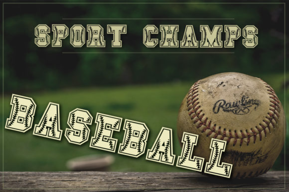 Sports Champs Font Download