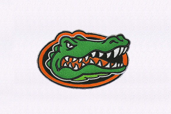 Alligator Reptiles Embroidery Design By DigitEMB