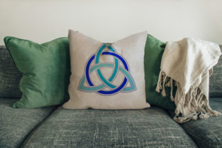 Print on Demand: Celtic Knot, Celtic Symbol House & Home Embroidery Design By embroidery dp