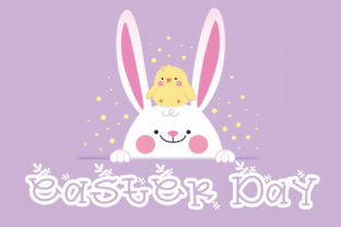 Print on Demand: Easter Day Display Font By goodigital