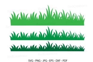 Green Grass, Green Grass Clipart Graphic Crafts By RedCreations