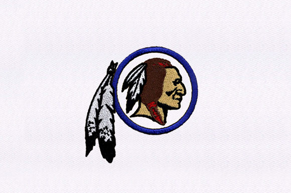 Native American North America Embroidery Design By DigitEMB