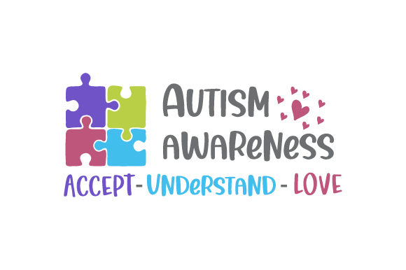 Autism Awareness Accept, Understand, Love Awareness Craft Cut File By Creative Fabrica Crafts