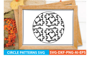 Circle Patterns Graphic Illustrations By craftstore