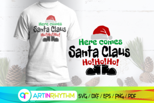 Santa Claus Svg, Merry Christmas Svg Graphic Crafts By artinrhythm