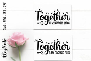 Print on Demand: Valentines SVG Cut File | Love SVG Graphic Crafts By illuztrate