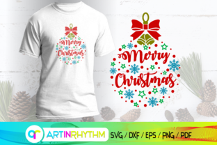 Christmas Ball Svg Graphic Crafts By artinrhythm