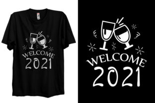 New Year 2021 Print Design Template Graphic Print Templates By Storm Brain