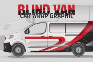 Blind Van | Car Decal Graphic Graphic Illustrations By Gumacreative