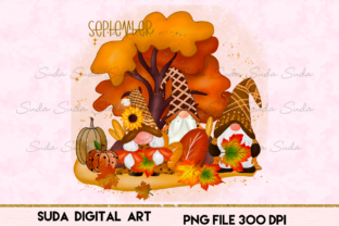 Print on Demand: September Calendar Design Sublimation Graphic Illustrations By Suda Digital Art