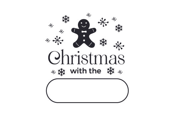 Christmas with the Cut File Download
