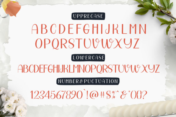 Beautiful Day Font Preview