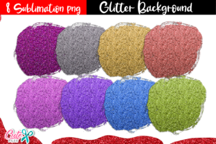 Glitter Sublimation Backgrounds Graphic Print Templates By Cute files