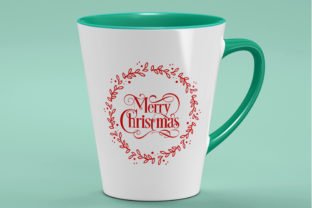 Print on Demand: Merry Christmas, Christmas Design Graphic Crafts By CarryBeautySVG