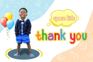 Print on Demand: Space Kids Display Font By NeutroneLabs 8
