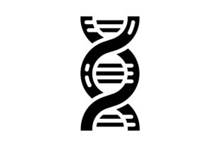 Print on Demand: Dna Graphic Icons By khld939
