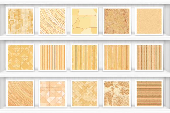 50 Gold Background Textures Graphic Item