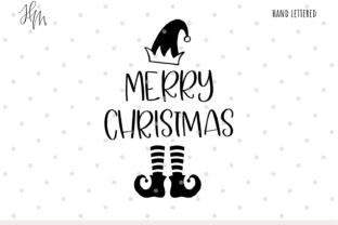 Merry Christmas SVG Graphic Crafts By henrietamudradesign