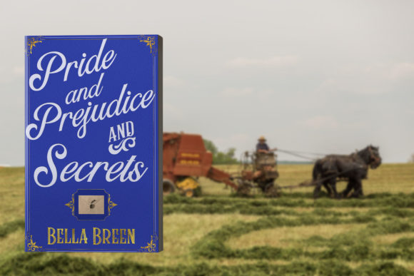 Amish Harvest Field Book Cover Mockup Graphic Product Mockups By Bella Breen