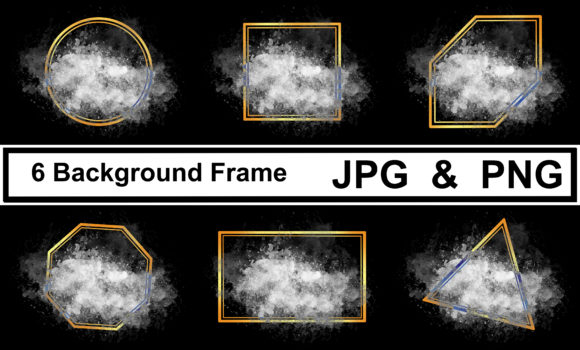 Background Frame Graphic Backgrounds By PurMoon