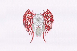 Native Dreamcatchers Design Africa Embroidery Design By DigitEMB