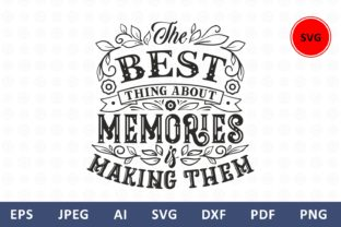 Print on Demand: The Best Thing About Memories is Making Graphic Crafts By millerzoa