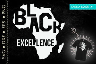 Print on Demand: Black Excellence Black History Proud Graphic Crafts By Tweetii